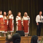 Prolisok performing in Oshawa