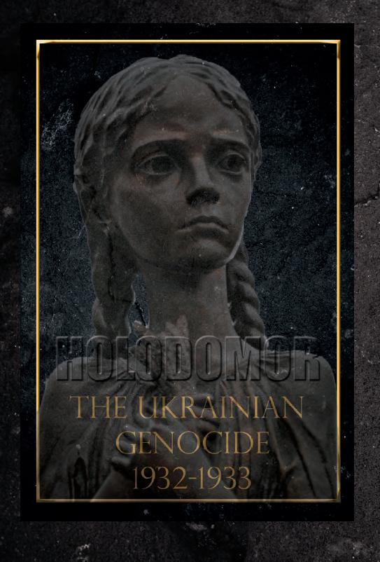 Holodomor: Ukrainian Genocide book cover